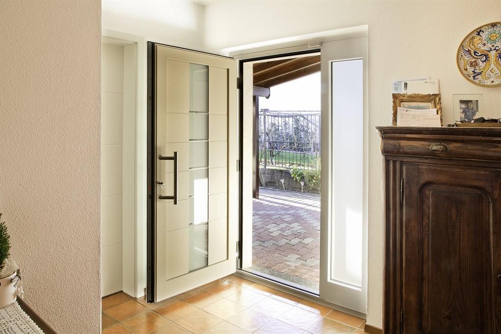 Porte blindate torino e vetro facciamo luce sulla sicurezza - Porte ingresso vetro ...