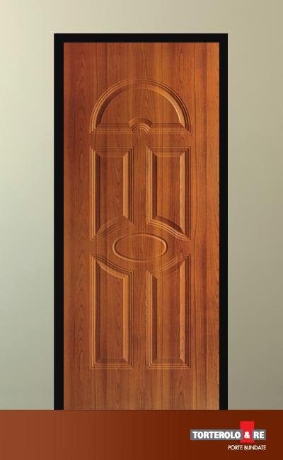 Rivestire in pvc o alluminio le porte blindate torino - Porte blindate esterno prezzi ...