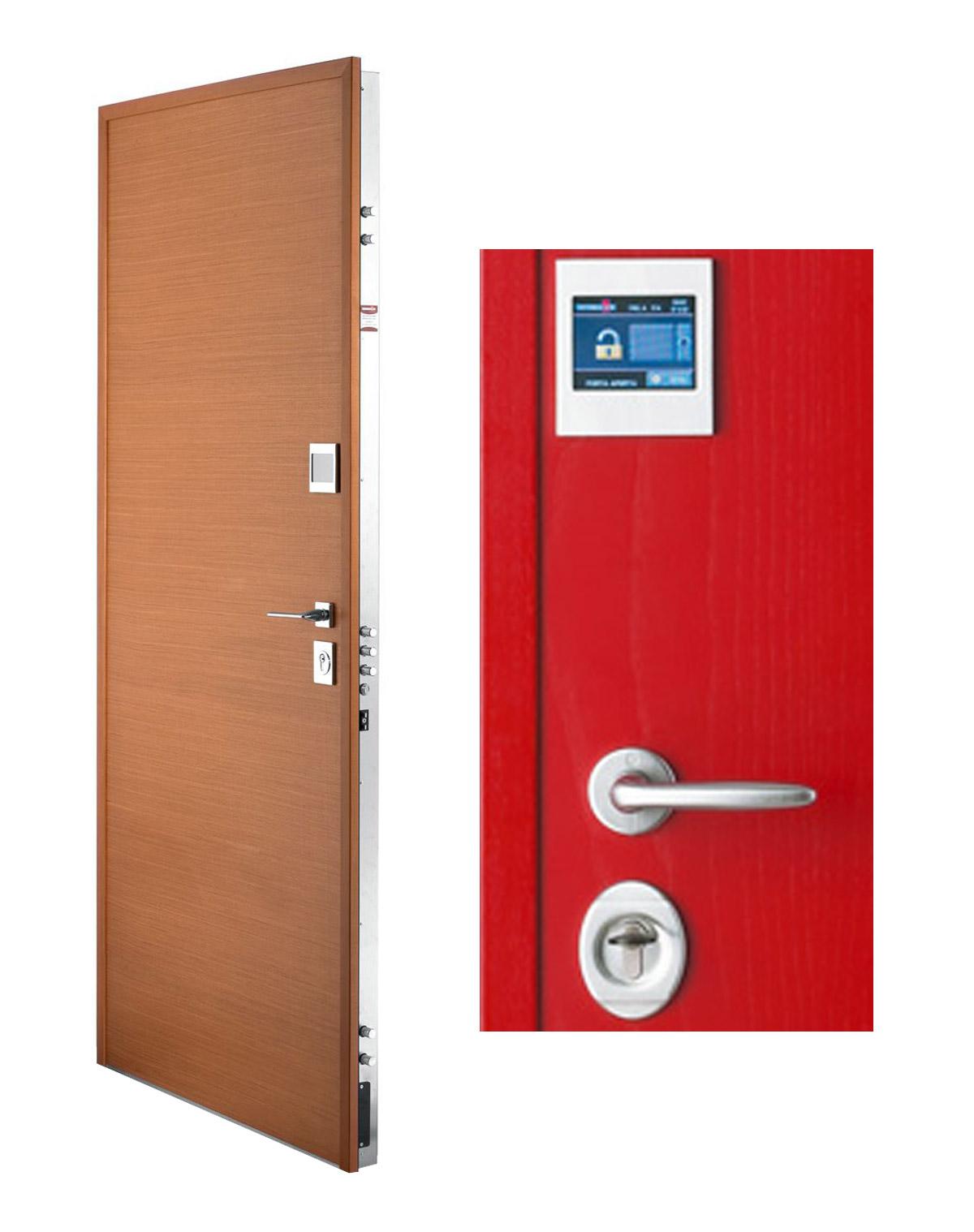 Gold Plus X-Touch | Porte blindate Torino | TuttoPorte