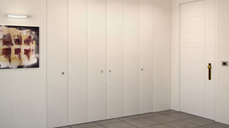 Vano Lavanderia In Bagno : La lavanderia scompare con i sistemi rasoparete tuttoporte torino