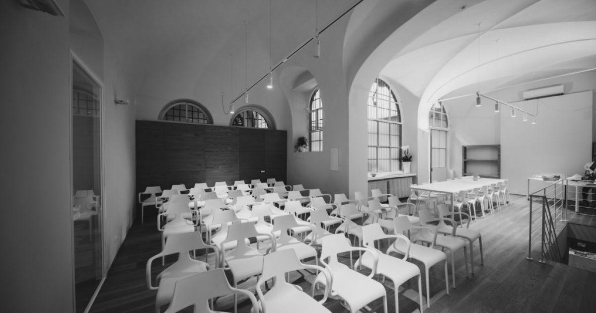 A torino l architettura trova un nuovo spazio cult lab for Spazio arredo torino