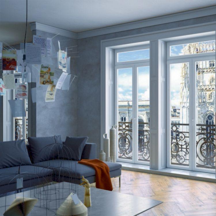 Serramenti legno alluminio tuttoporte torino - Tutto porte torino ...